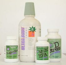 ADD Kit with Ultra Body Toddy, EFA Plus, D Stress and Sugar Eze ($10 SAVINGS)